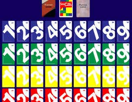 #29 for Design of playing cards by arbya1757