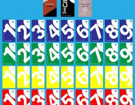 #31 for Design of playing cards by arbya1757