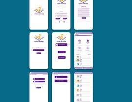 #21 for Design for mobile app. af shakil143s