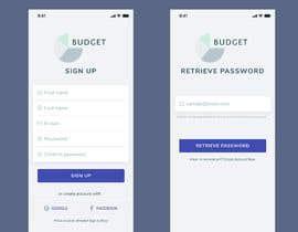 #12 for Design for mobile app. af wrightjohnola