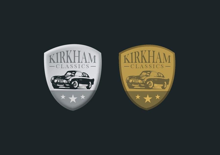 Konkurrenceindlæg #                                        29                                      for                                         Design a Logo for a Classic Car Company