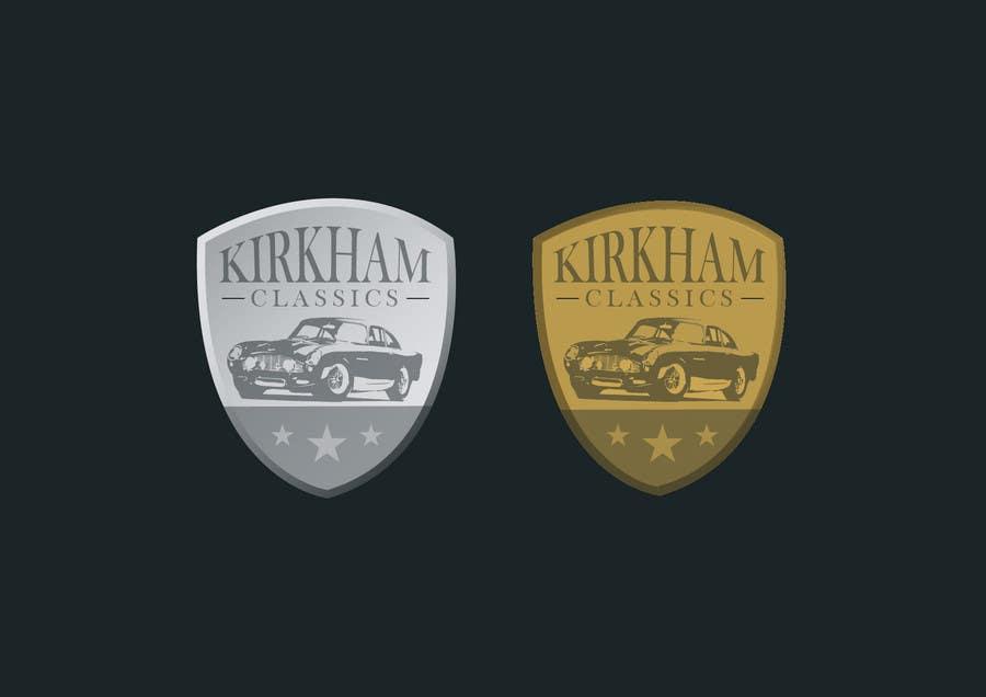 Konkurrenceindlæg #                                        32                                      for                                         Design a Logo for a Classic Car Company