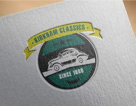 nº 38 pour Design a Logo for a Classic Car Company par designcarry
