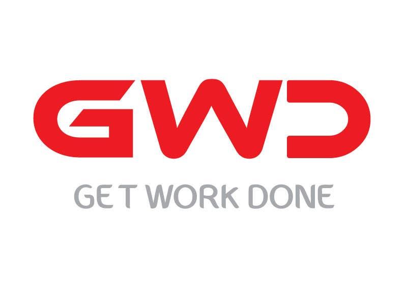 Konkurrenceindlæg #64 for Design a Logo for Get Work Done