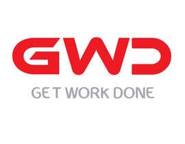 #64 para Design a Logo for Get Work Done por onlineworker42