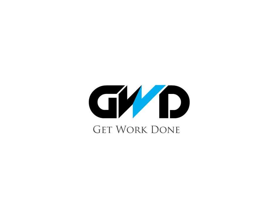 Konkurrenceindlæg #75 for Design a Logo for Get Work Done