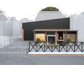 Nro 21 kilpailuun Warehouse Architectural Render Facade käyttäjältä tamimibraahim
