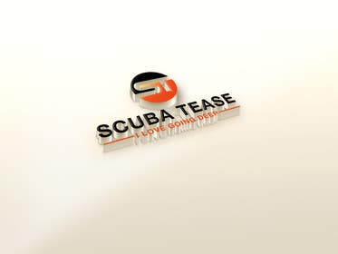 #26 for Design A Logo For ScubaTease.com by sdartdesign