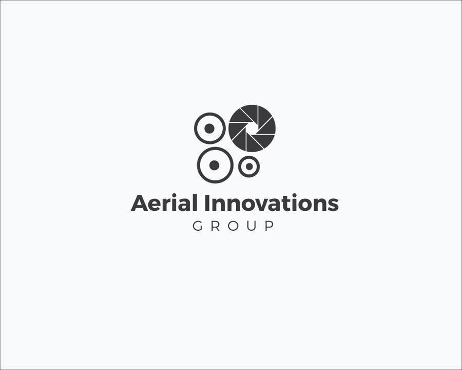Konkurrenceindlæg #                                        203                                      for                                         Design a Logo for Aerial Innovations Group
