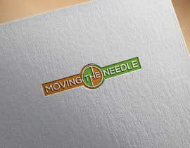 #80 for Create a logo for Moving the Needle by shoheda50