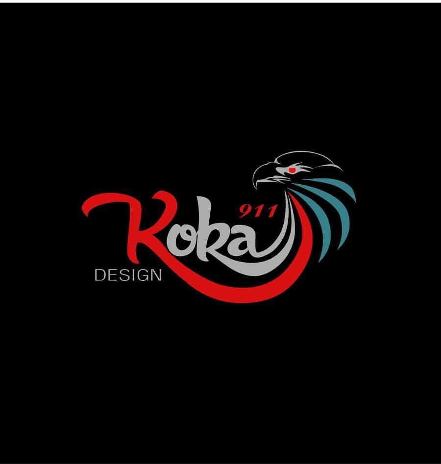 Bài tham dự cuộc thi #122 cho Design a Logo for koka 911 design