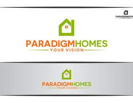 #35 for Design a Logo for PARADIGM HOMES by moro2707