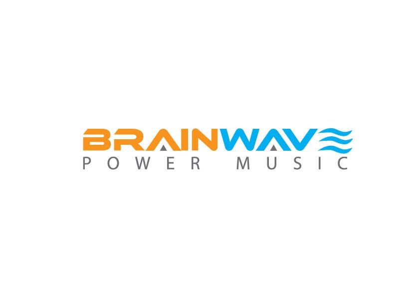 Konkurrenceindlæg #22 for Design a Logo for Brainwave Power Music