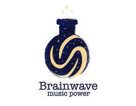 #36 for Design a Logo for Brainwave Power Music af MagdalenaJan