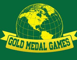 #38 para Design a Logo for Gold Medal Games and Royal Combat por Vodanhtk