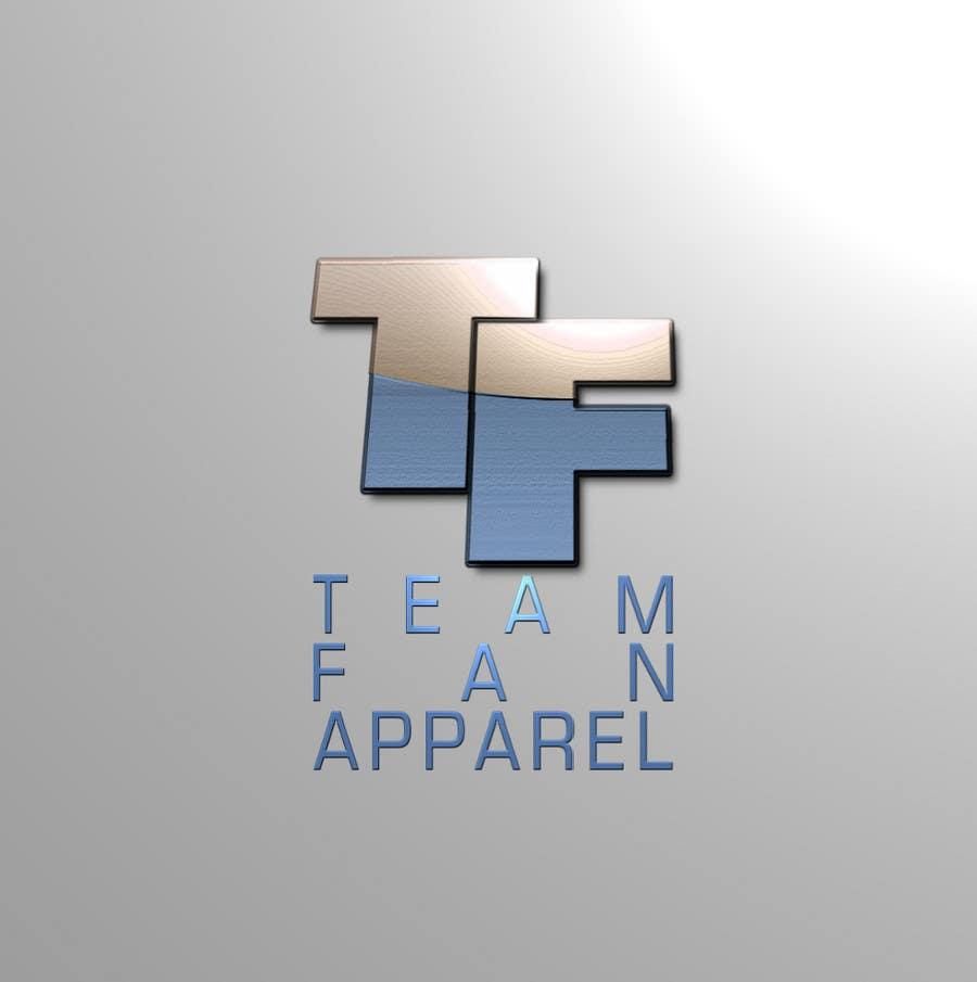Inscrição nº                                         33                                      do Concurso para                                         Logo Design for TeamFanApparel.com