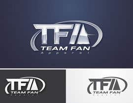 taks0not님에 의한 Logo Design for TeamFanApparel.com을(를) 위한 #96