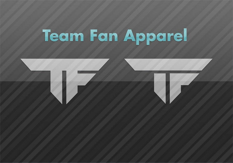 Inscrição nº                                         78                                      do Concurso para                                         Logo Design for TeamFanApparel.com