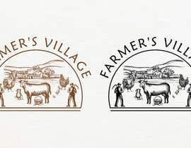 #146 para Farmers Village Logo por Foley59