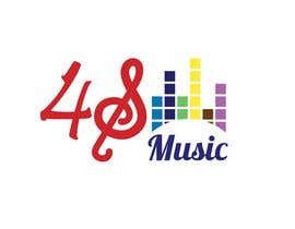 nº 90 pour Design a Logo for Music Company par arnab22922