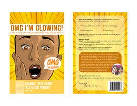 #9 for Package Labels: Stylish Layout Needed for a New Organic Cosmetic Face Mask by Ian2201