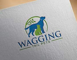 #50 for Logo Design for Wagging Tail Pets by nu5167256