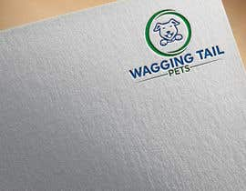 #58 for Logo Design for Wagging Tail Pets by mssantaislam6807