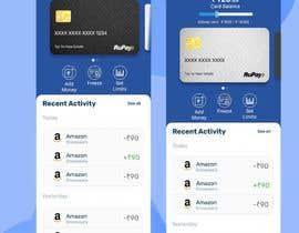 sethayush11 tarafından App Wallet UX/UI  - Adobe XD için no 5