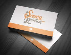 "nº 45 pour Design a Logo for "" The Saucy Printing Co. "" par obscuregear"