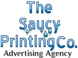 "Contest Entry #                                        64                                      for                                         Design a Logo for "" The Saucy Printing Co. """