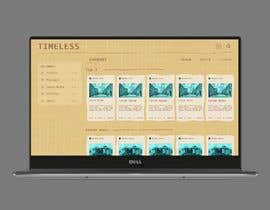#127 cho Design a Website Home Page bởi brionesandrie