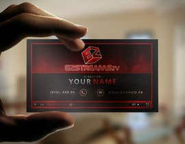 #91 untuk eye catching plasic business card oleh yassminbel