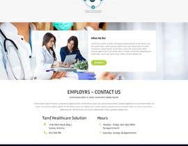 #399 for Healthcare/IT Staffing Website Design by ha4168108