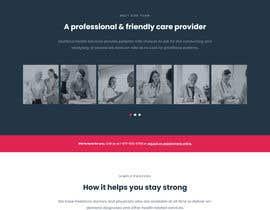 #335 for Healthcare/IT Staffing Website Design by Laboni4