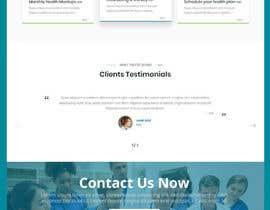 #270 for Healthcare/IT Staffing Website Design by mstsurminakter
