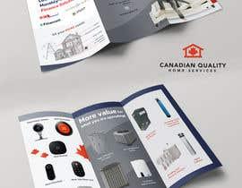 #14 untuk Redesign CQHS tri Fold Pamplet oleh saurov2012urov