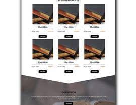 #19 untuk Refreshed website design oleh cloudsolution1