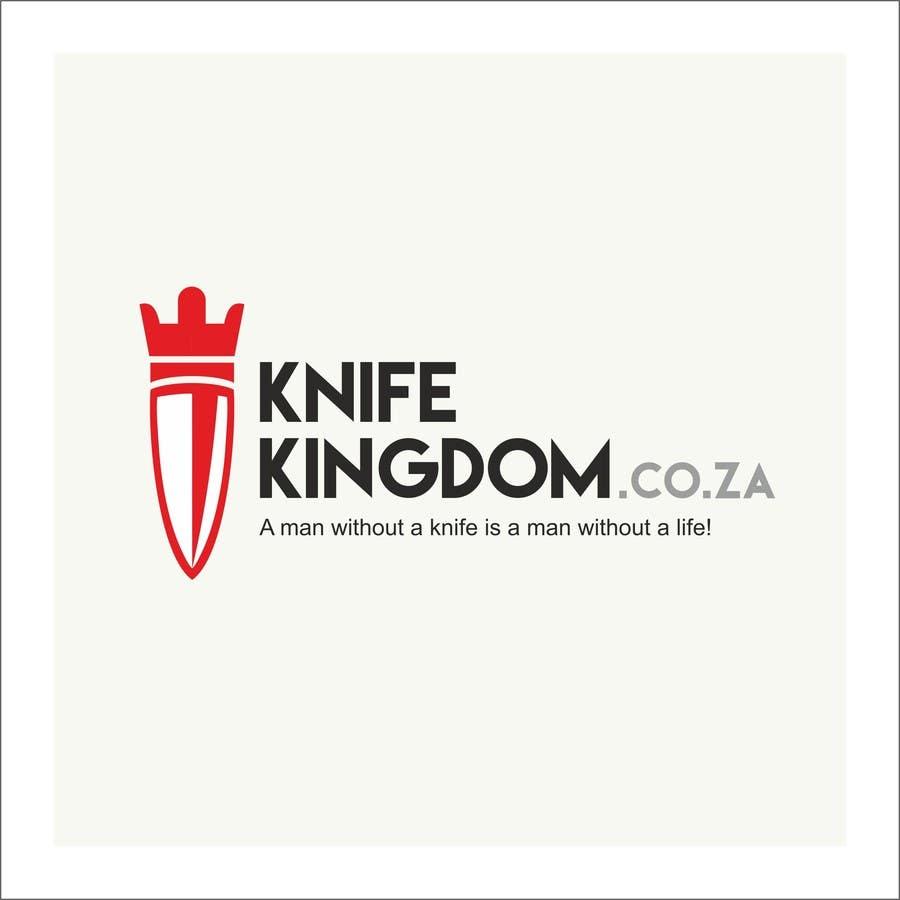 Contest Entry #                                        14                                      for                                         Design a Logo for Knife Kingdom