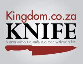 #6 for Design a Logo for Knife Kingdom af taherznaidi