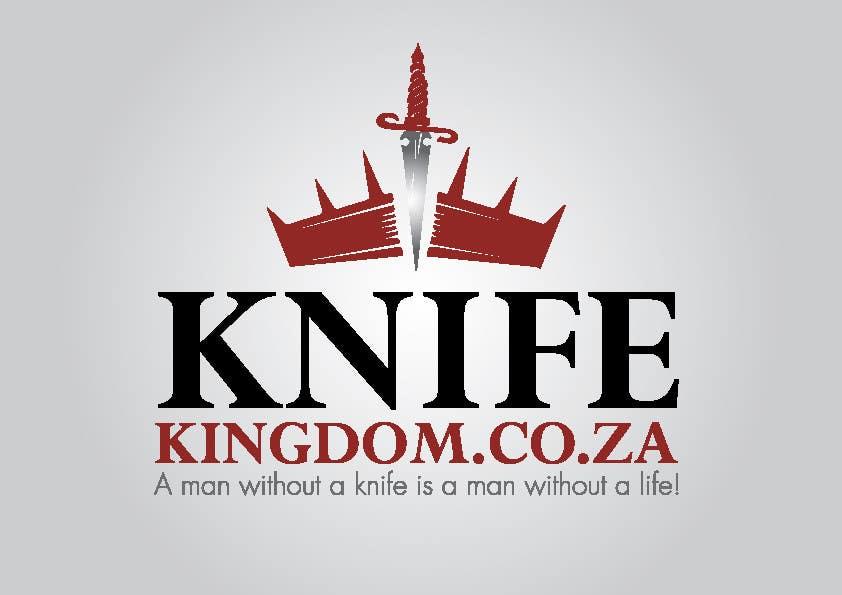Contest Entry #                                        33                                      for                                         Design a Logo for Knife Kingdom