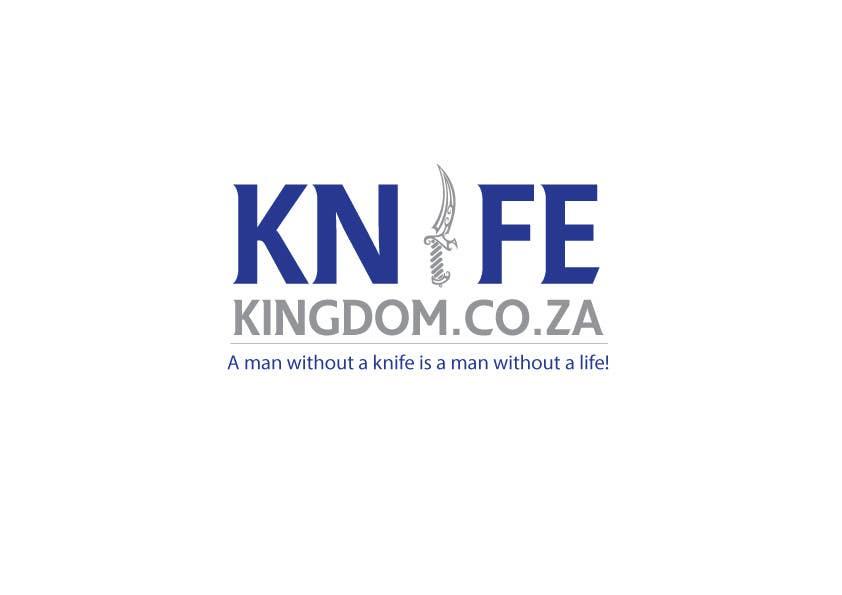 Contest Entry #                                        1                                      for                                         Design a Logo for Knife Kingdom