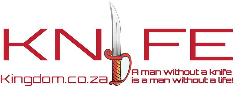 Contest Entry #                                        8                                      for                                         Design a Logo for Knife Kingdom
