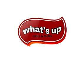 #46 for Design a Logo for brand Called (What's Up) grill & More by tinaszerencses