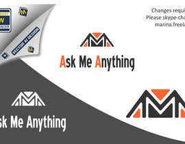 "#30 cho Design a Logo for ""AskMeAnything"" or ""AMA"" It a video streaming service bởi MarinaWeb"