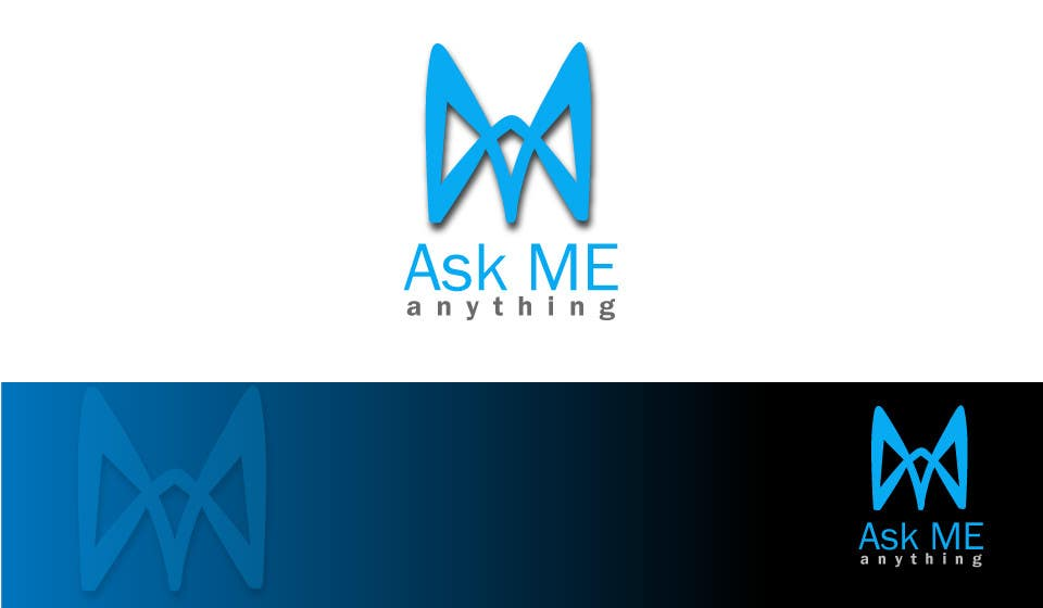 """Konkurrenceindlæg #28 for Design a Logo for """"AskMeAnything"""" or """"AMA"""" It a video streaming service"""