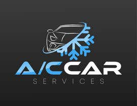 #639 for LOGO and NAME  for a Car Service specialized in A/C af pyramidstudiobr