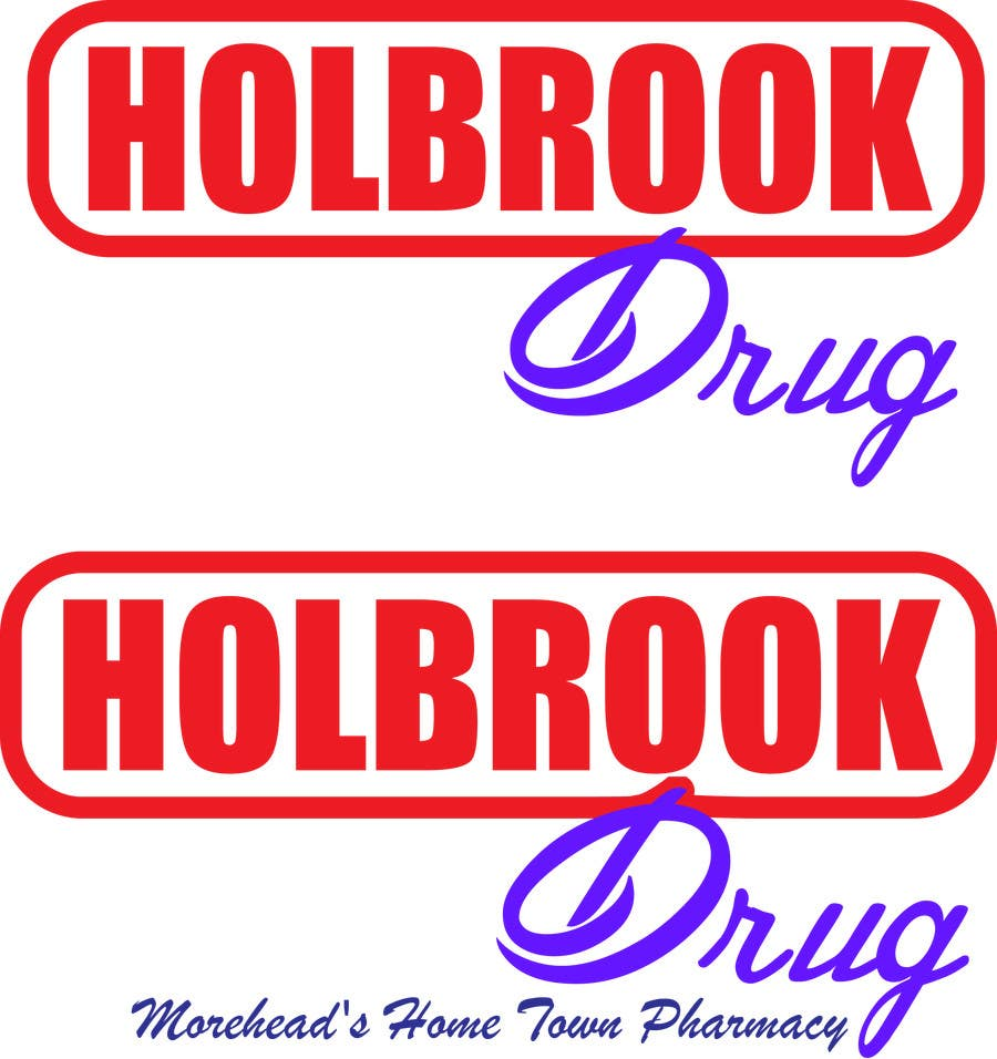 Konkurrenceindlæg #                                        20                                      for                                         Design a Logo for Holbrook Drugs
