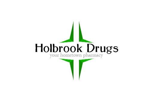 Konkurrenceindlæg #                                        6                                      for                                         Design a Logo for Holbrook Drugs