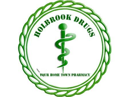 Konkurrenceindlæg #                                        9                                      for                                         Design a Logo for Holbrook Drugs
