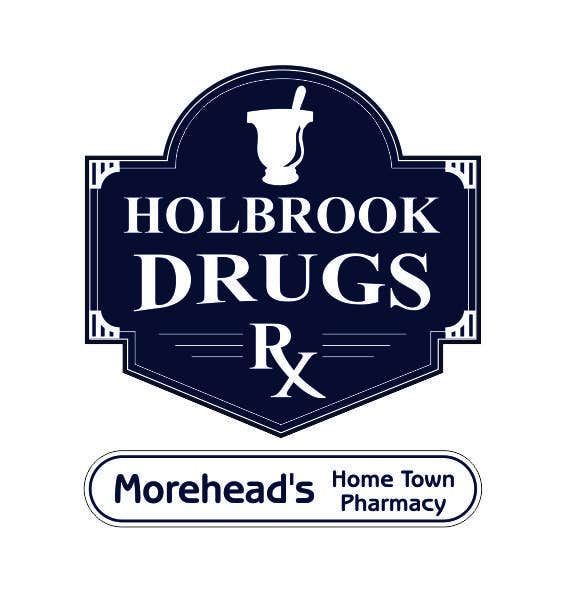 Konkurrenceindlæg #                                        10                                      for                                         Design a Logo for Holbrook Drugs
